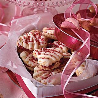 Sweetheart Jamwiches Recipe