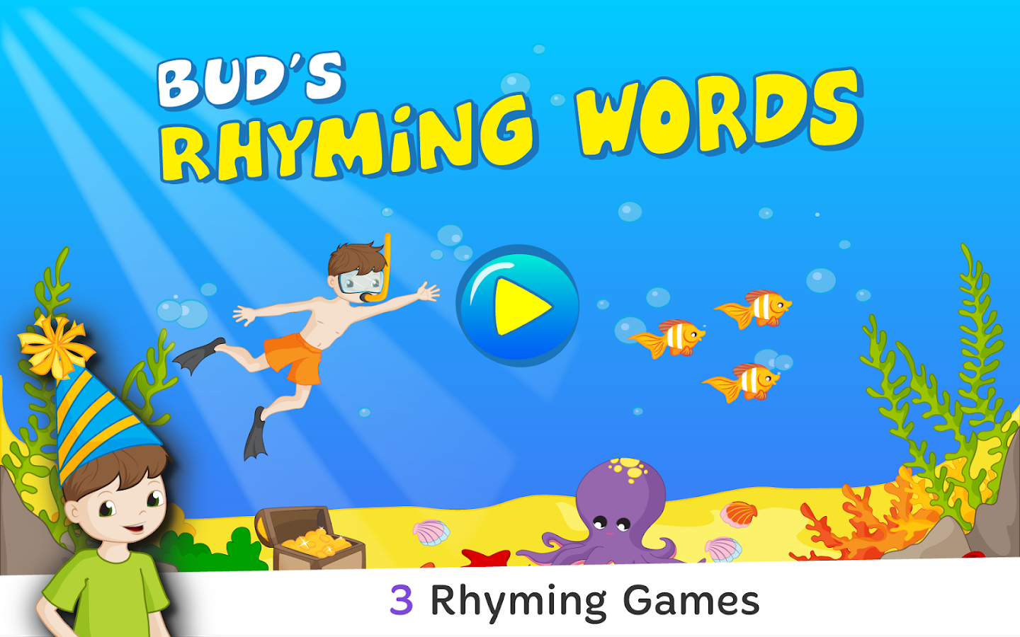 Kids Learn to Read Rhymes - screenshot