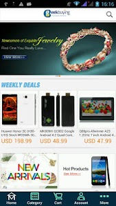 GeekBuying Online Shopping screenshot 1