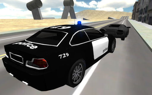 Police Car Drift 3D for PC