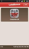 Screenshot of LetsBonus Business