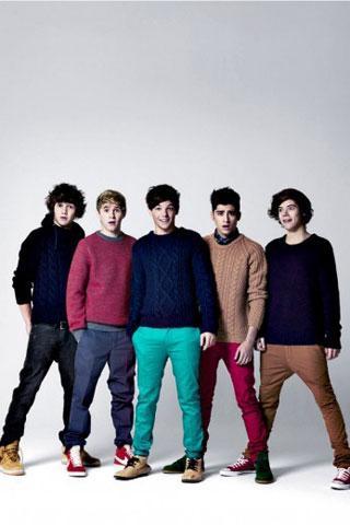 One Direction Wallpaper APK ScreenShots