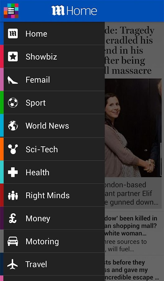 Daily Mail Online - Android Apps on Google Play
