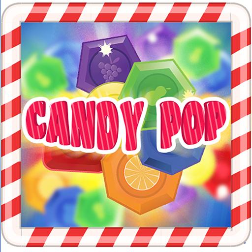 解謎必備App Candy Pop Epic LOGO-綠色工廠好玩App