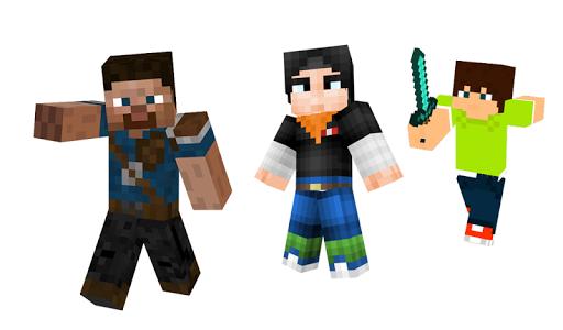 Skin 2015 for Minecraft