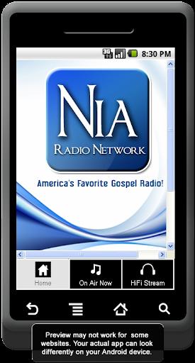 免費音樂App|WNIA Gospel Radio|阿達玩APP