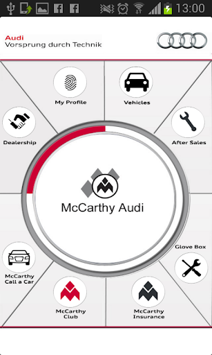 McCarthy Audi