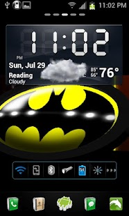 BATMAN 3D Live Wallpaper - screenshot thumbnail
