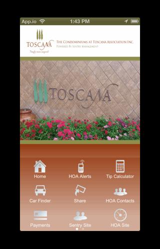 The Condominiums at Toscana