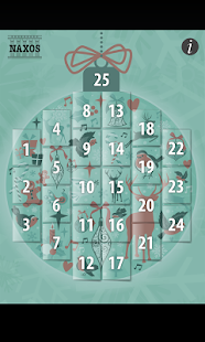 Musical Advent Calendar - screenshot thumbnail