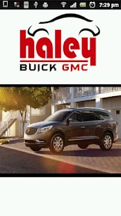 Haley Buick GMC - screenshot thumbnail