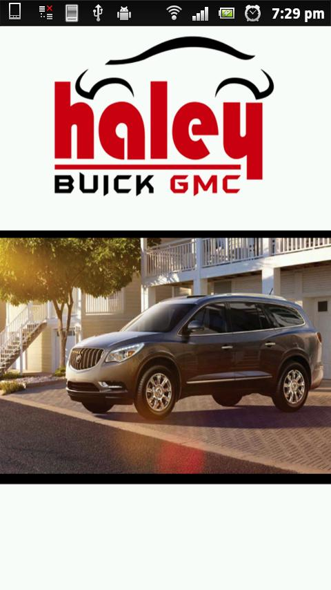 Haley Buick GMC - screenshot