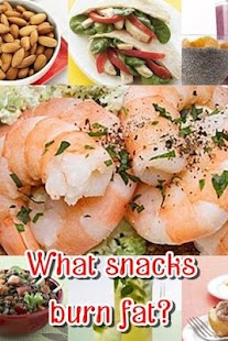 Snacks Burn Fat Weight Loss