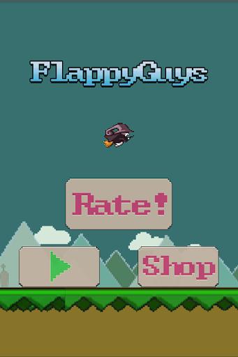 Flappy Guys