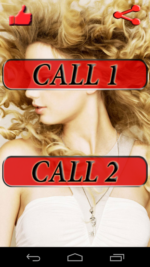 Taylor Swift Prank Calls - screenshot