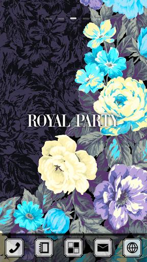 ROYAL PARTY Theme
