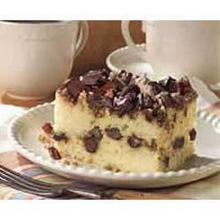 BREAKSTONE'S Chocolate Chunk-Cinnamon Coffee Cake