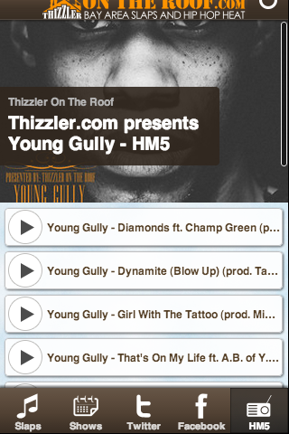 Thizzler On The Roof