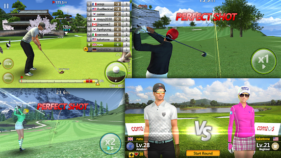 Golf Star™ - screenshot thumbnail