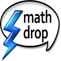 Math Drop logo