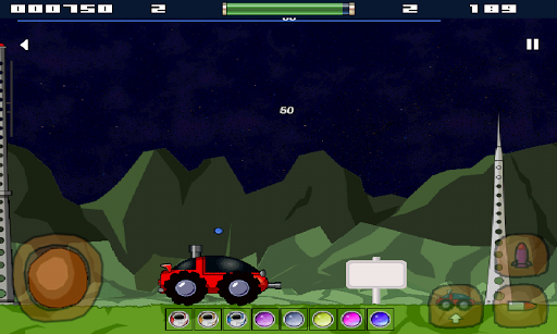 SPACE ROVER - FREE VERSION