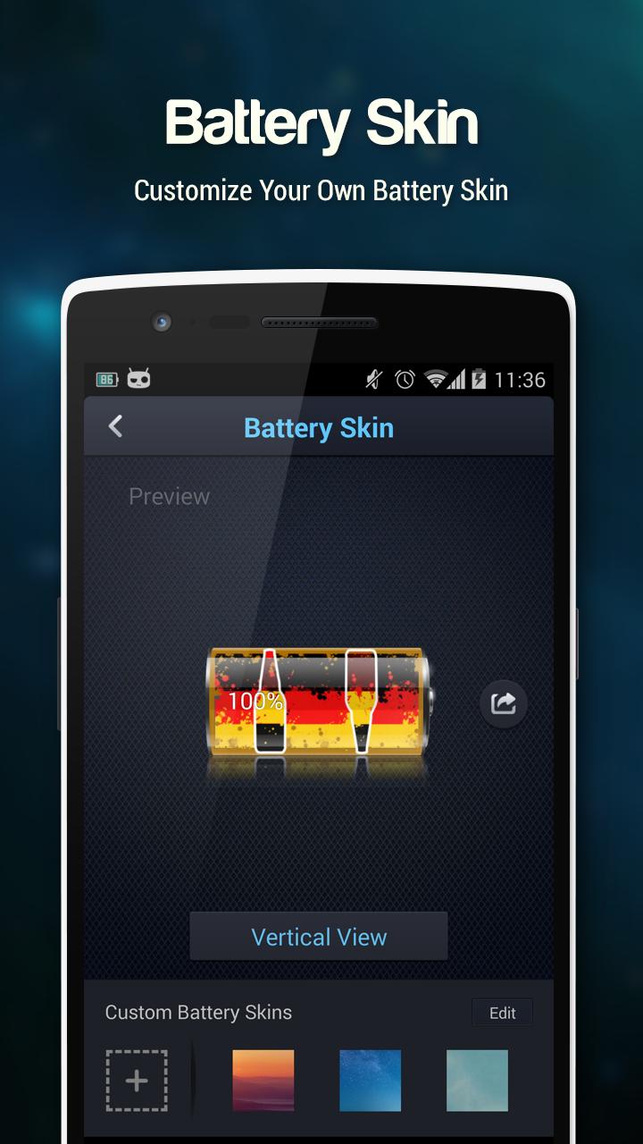 DU Battery Saver PRO & Widgets Screenshot 5