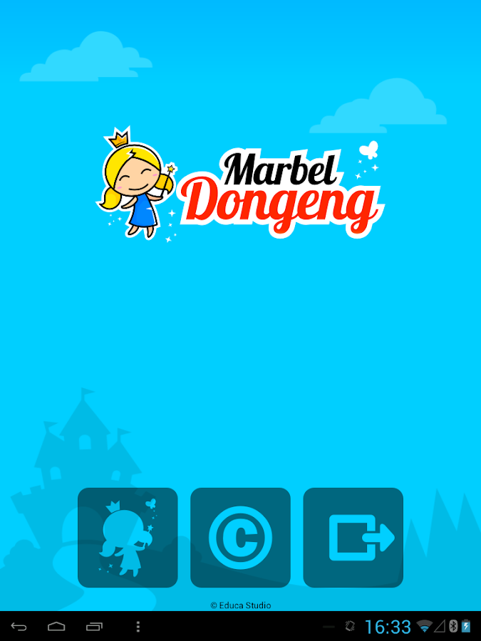 Marbel Dongeng - screenshot