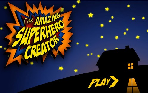 The Amazing Superhero Creator