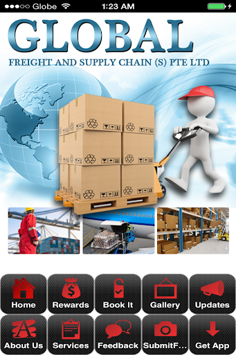 Global Frieght Supply Chain