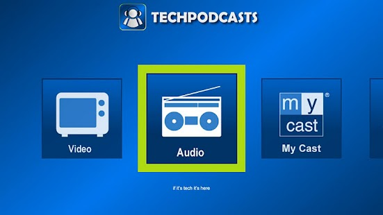 Tech Podcast Network @GoogleTV- screenshot thumbnail