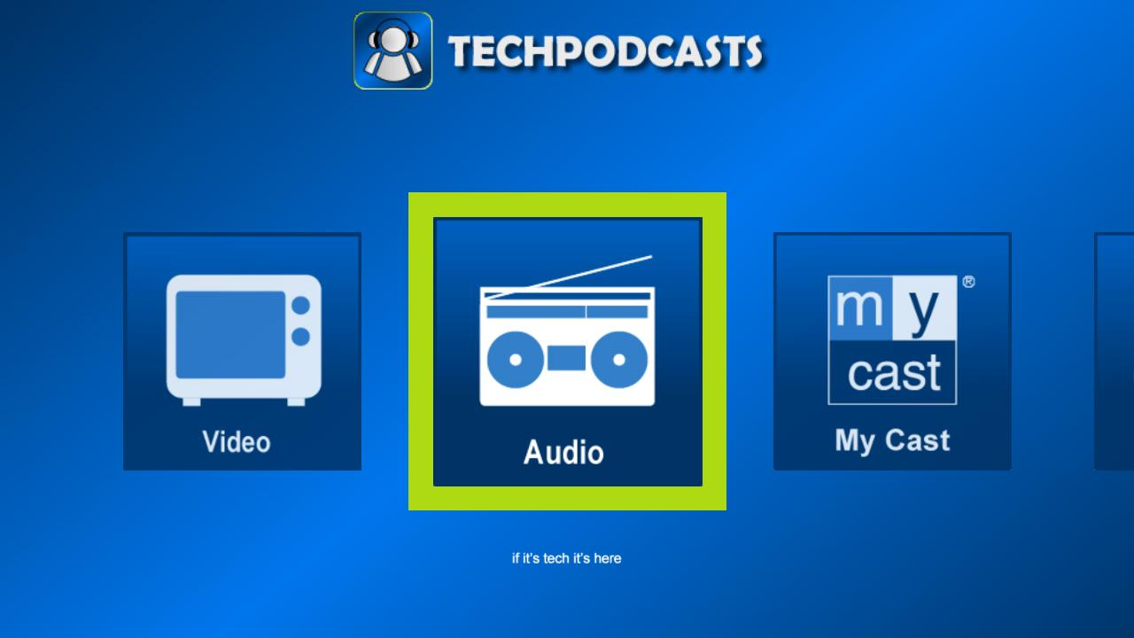 Tech Podcast Network @GoogleTV- screenshot