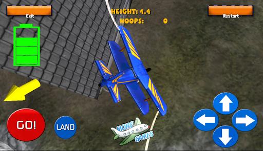Crazy Airplane 3D