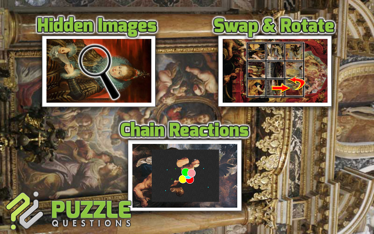 Art Puzzles: Peter Paul Rubens- screenshot