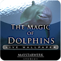 1 DOLPHINS Live Wallpaper logo