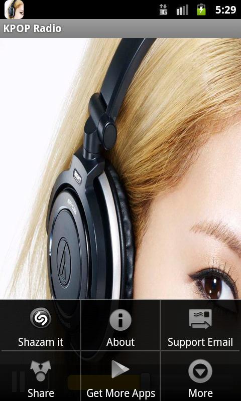 KPOP Radio- screenshot