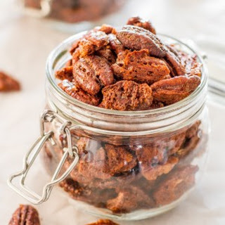Brown Sugar Coated Pecans