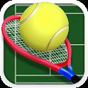 Международный теннисный корт icon