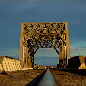 by Scott Mckay - Transportation Railway Tracks (  )