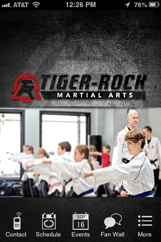 Tiger Rock Martial Arts Frisco