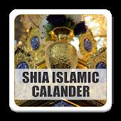 Shia Islamic Calendar