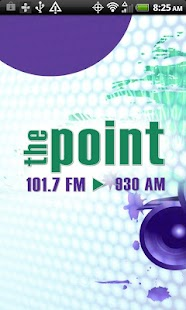 101.7 The Point - screenshot thumbnail