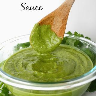 Avocado Cilantro Sauce