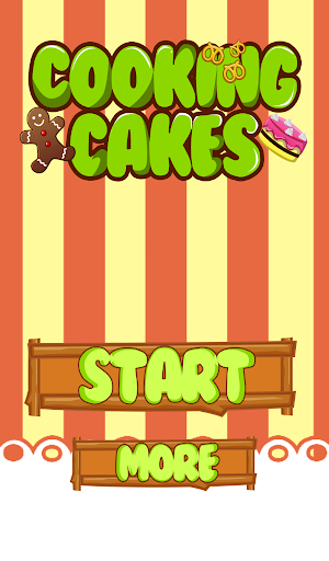 Cakes Cooking Games