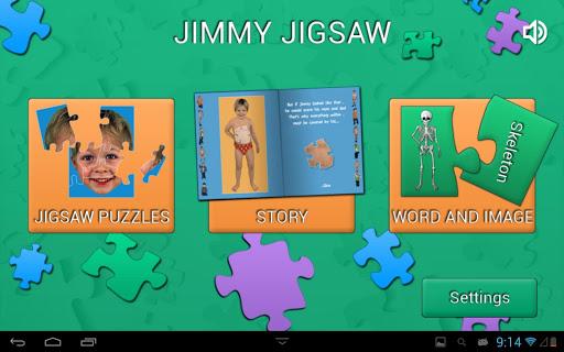 【免費教育App】Jimmy Jigsaw-APP點子