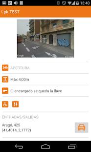 Parkimeter - Ahorra en parking screenshot