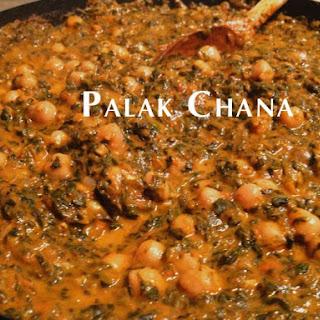 Palak Chana