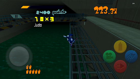 Jet Set Radio - screenshot thumbnail