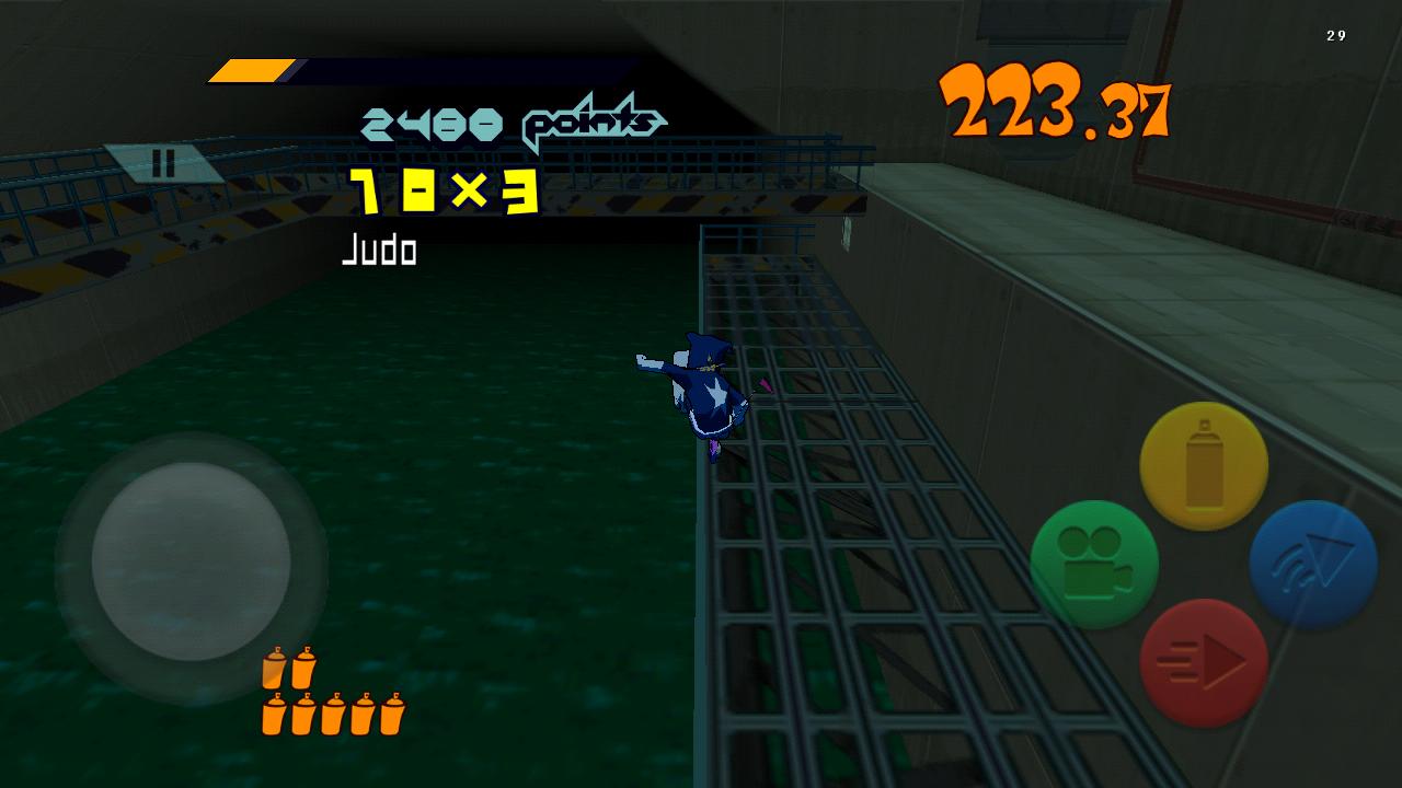 Jet Set Radio screenshot #5