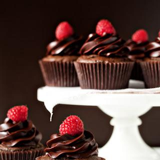 Chambord Cupcakes.