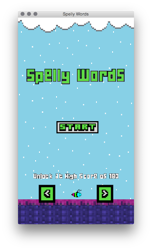 Spelly Words